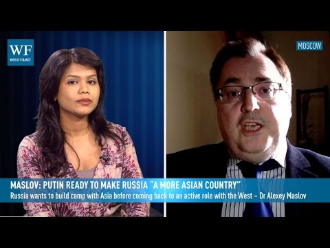 """Maslov: Putin ready to make Russia """"a more Asian country"""" 