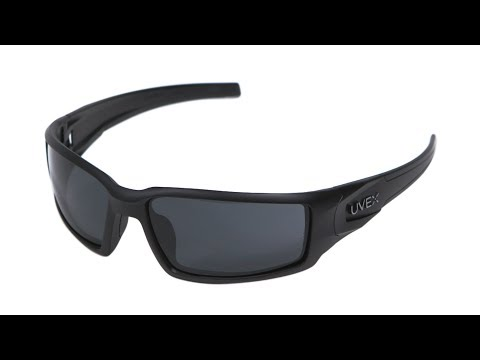 Honeywell Hypershock Shooters Safety Eyewear With Black Frame And Gray Lens (R-02223)