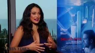 Natalie Martinez talks Selfless movie