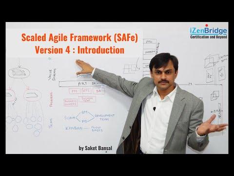 Scaled Agile Framework (SAFe) Version 4 : Introduction