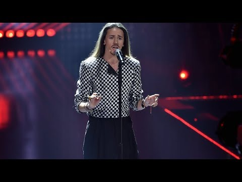 "Michał Szpak - ""Can You Feel The Love Tonight"" with dedication to Reni Nektarowskiej"