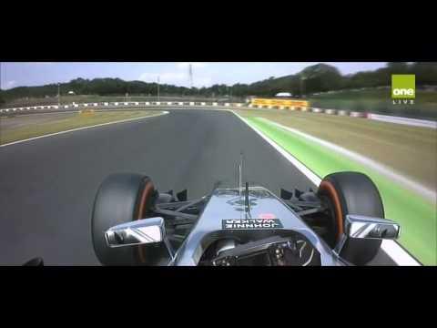 F1 2014 - Button Onboard FP2 In Japan[HD]