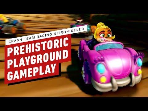 Crash Team Racing Nitro-Fueled второй сезон и микротранзакции