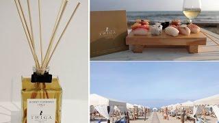 Luxury Ambient Scenting: Scent Company e Twiga Beach Club