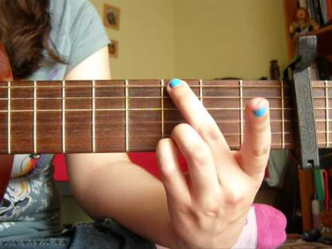 McFly - Transylvania - guitar tutorial (in greek + chords).wmv - YouTube