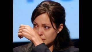 Развод Анджелины Джоли и Брэда Питта испортил отдых Маше Ефросининой