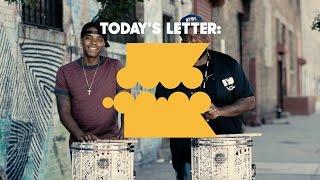 Letter K | BYOS Alphabet