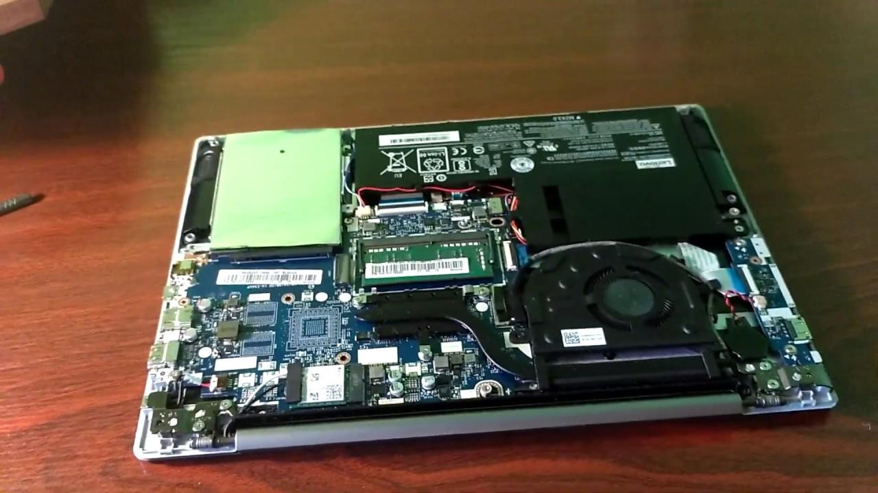 Lenovo Ideapad 320s 14ikb Disassembly L Lenovo 320s Bottom Base Remove Youtube