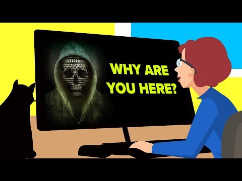 These Scary Things Really Happen In The Dark Web