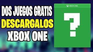 DESCARGA YA 2 JUEGOS GRATIS 🔥   JUEGOS PARA XBOX ONE TOTALMENTE GRATIS !
