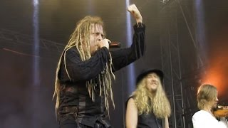 Korpiklaani [Masters of Rock 2014]