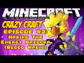 Minecraft Crazy Craft Episode 43: Making The Energy Bazooka (Blood Magic)