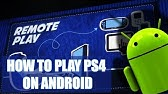 Tutorial: PS4 remote play on All Android (fix error 80001003