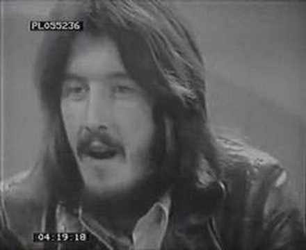 Carol Miller - Early Zep TV interview- funny!