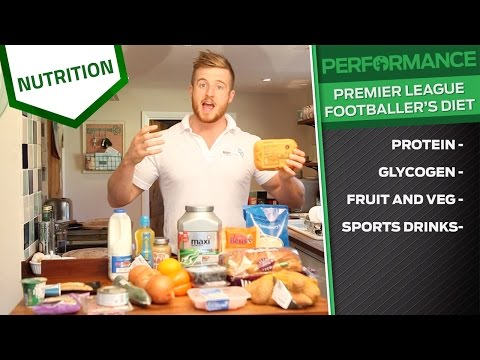 How To Eat Like A Professional Footballer | Elite Sports Nutrition
