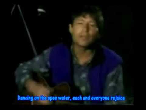 John Denver in Cousteau TV Special / The Whale Song (Subtitled) [1993]