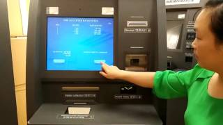 Currency Exchange Machine