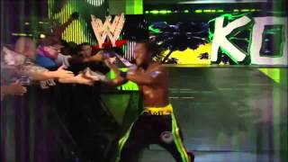 "WWE-Kofi Kingston 1st Theme Song ""S.O.S"" + 2013 Titantron HD (Download Link)"