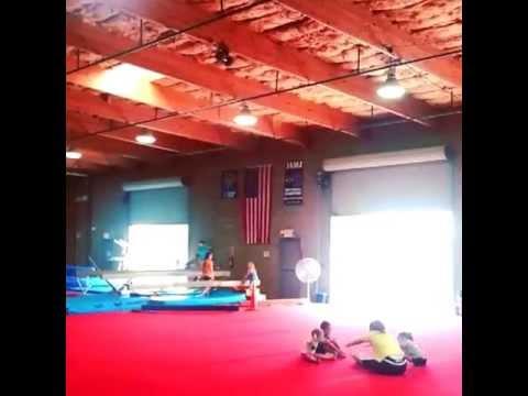 Morning Classes At Gymnastics Beat In Fresno CA