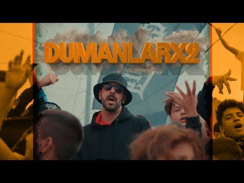 Смотреть клип Tankurt Manas - Dumanlarx2