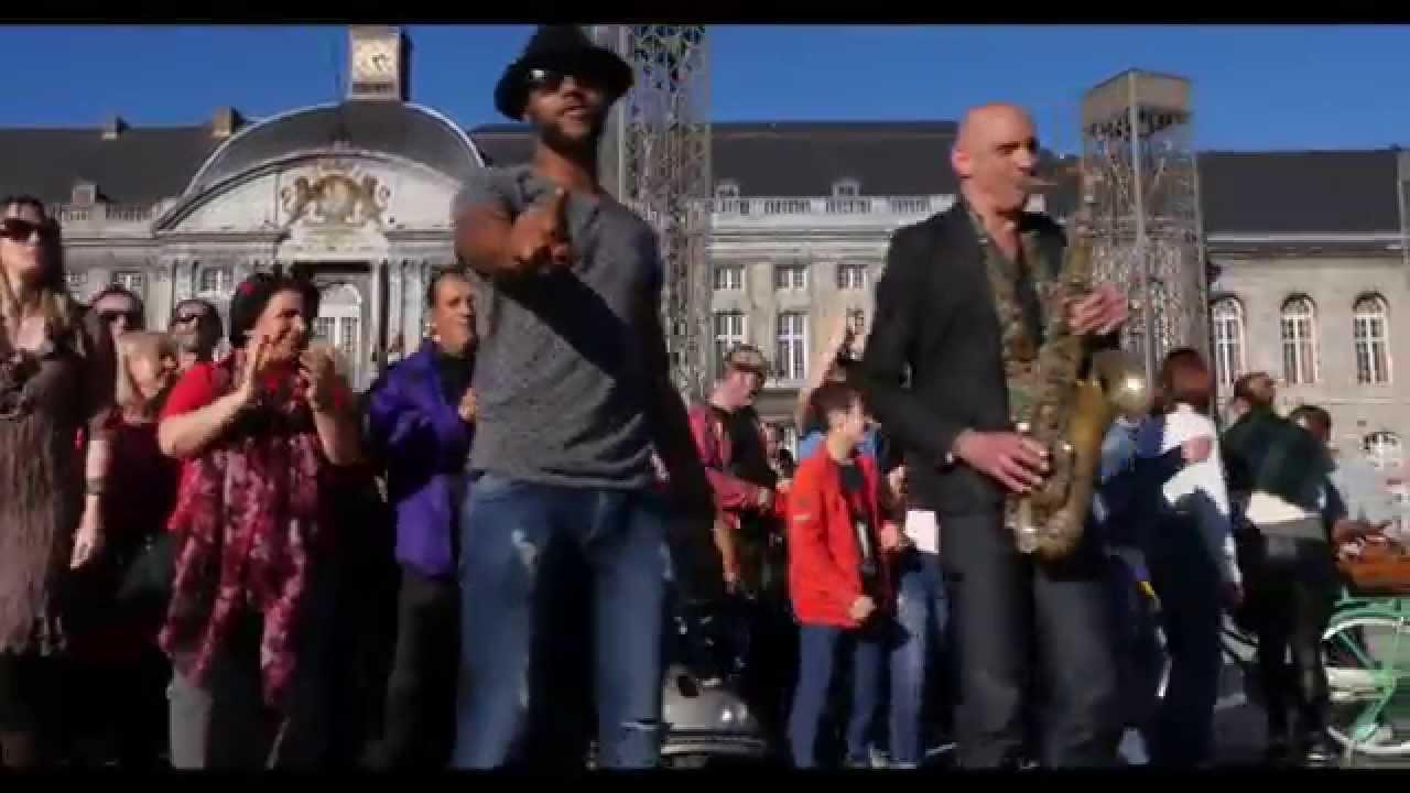 Download Domguè feat. Shana Mpunga - ROSA (Official Music Video)