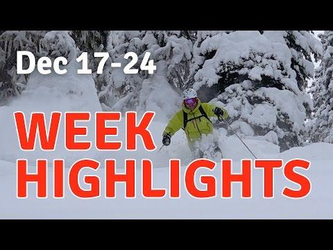 Dec 17-24 Tour 603 Heli-skiing Highlights