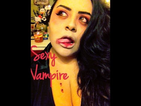 Halloween Look# 10: Sexy Vampire Makeup from YouTube · Duration:  7 minutes 9 seconds