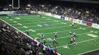 IFL Titans vs Tx Revolution