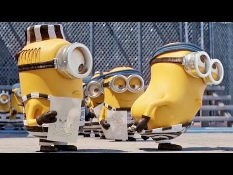 Despicable Me 3 - So Bad | official trailer (2017) Minions