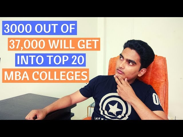 Only 3000 Seats in Top 20 MBA/MMS Colleges | MBA MMS Admissions 2019 |