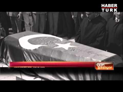 Demirel ve İnönü Cemal Gürsel'in cenazesinde