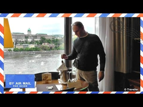 Sofitel Budapest Chain Bridge Hotel with Club Lounge access - Luxury room facing the Danube River