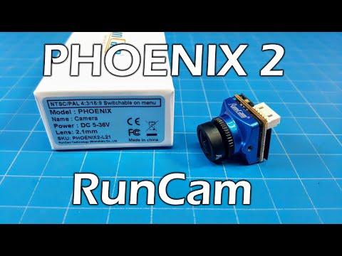 Runcam Phoenix 2 // IT'S BLUE!!