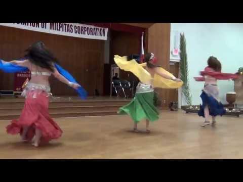 Filipino-American Fiesta June-08-13/Belly Dance 1