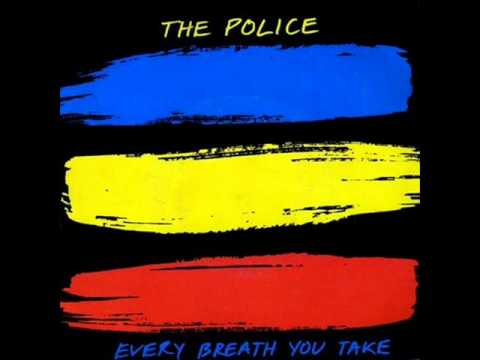 POLICE - Murder by Numbers [1983 Every Breath You Take]