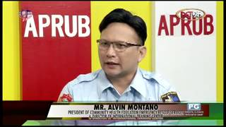APRUB - Community Health Education Emergency Rescue Services o CHEERS (December 03, 2013)