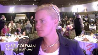 2014 North America Cup Post Draw - Casie Coleman