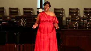"""If God be for us, who can be against us"" from Messiah by Handel- Julie Martinez"