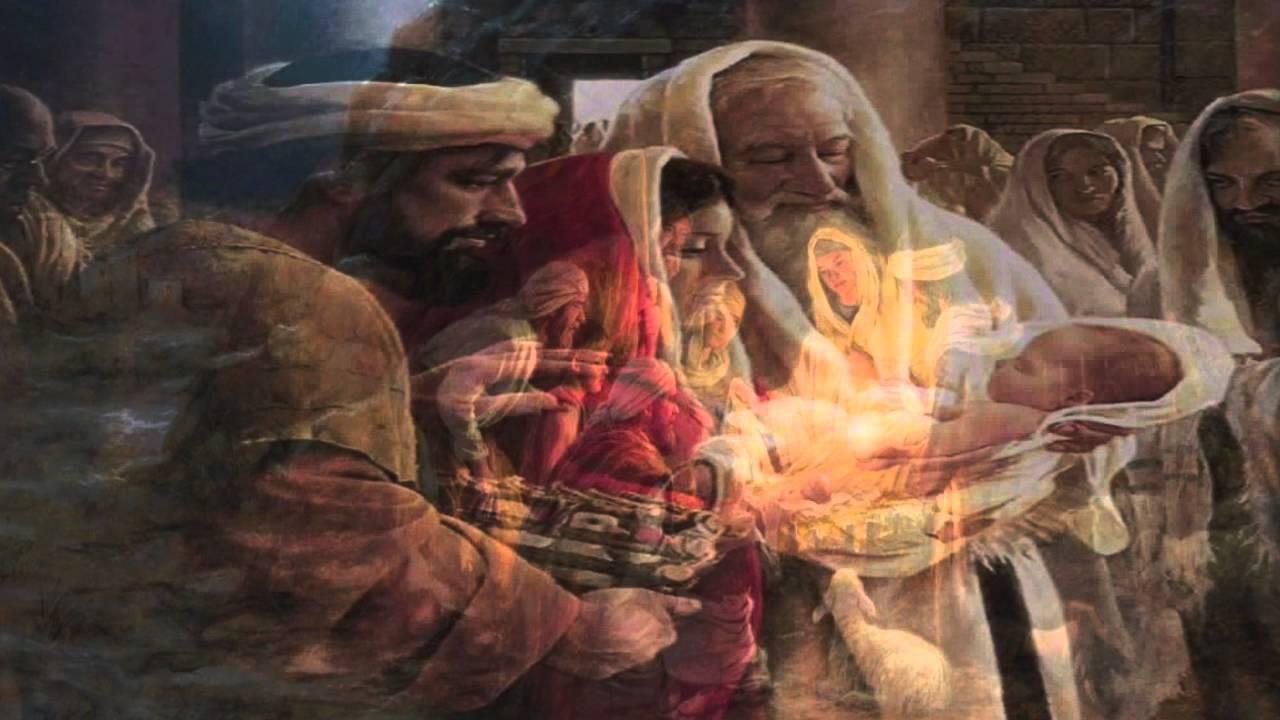 "Mariah Carey ""Jesus Born On This Day"" - YouTube"