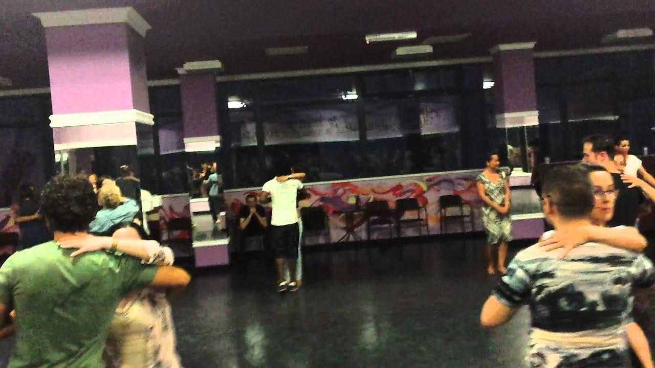 Curs de Dans (Kizomba) - Latino Vibes Dance Academy Oradea (2015 Iunie)