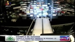 Farmacia Barreiros en Oporto: Caso de éxito