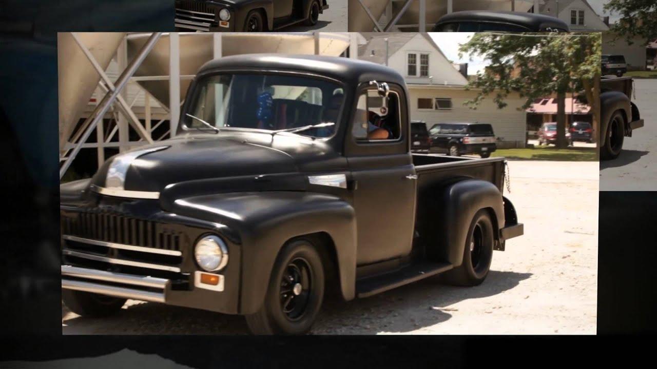 1952 1950 1952 International Harvester L Series Custom