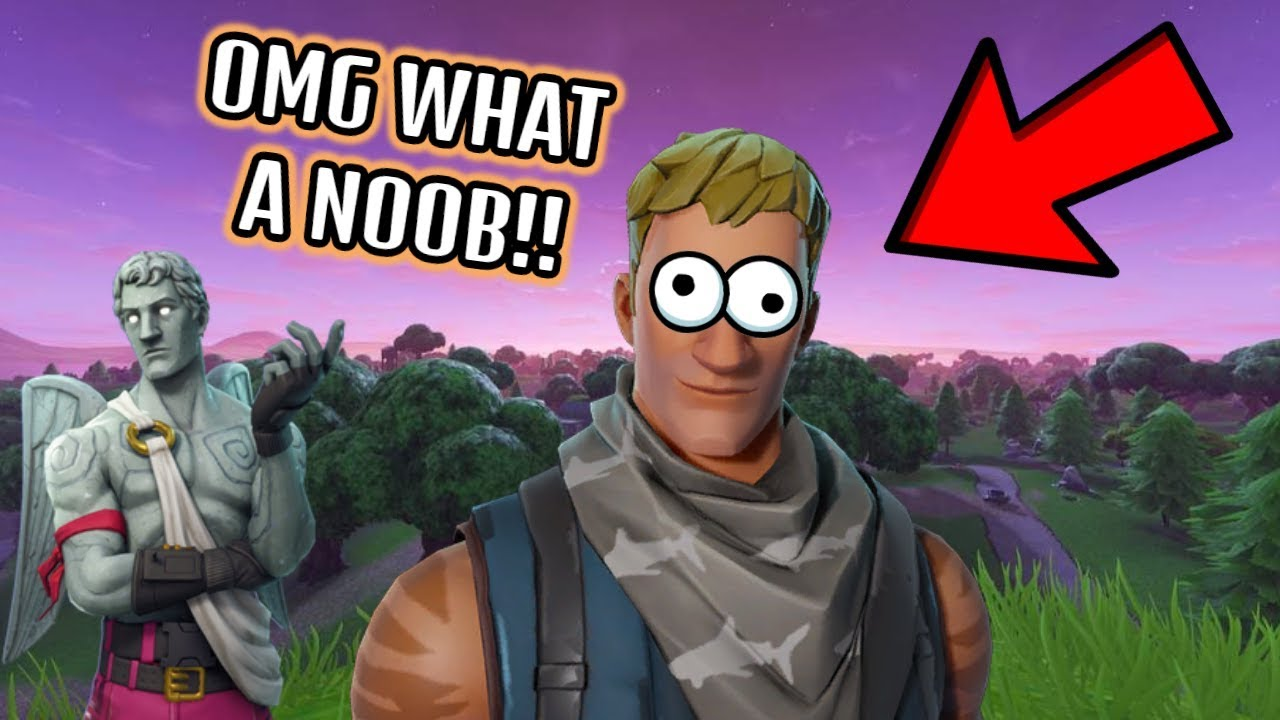 *NOOBEST* PLAYER IN FORTNITE HISTORY! - Fortnite Funny Fails and OMG Moments! (Daily Moments)