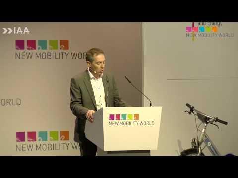 Media Night der New Mobility World  #IAA2017