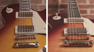 50's vs 60's Epiphone Les Paul Standard | 2020 Side by Side
