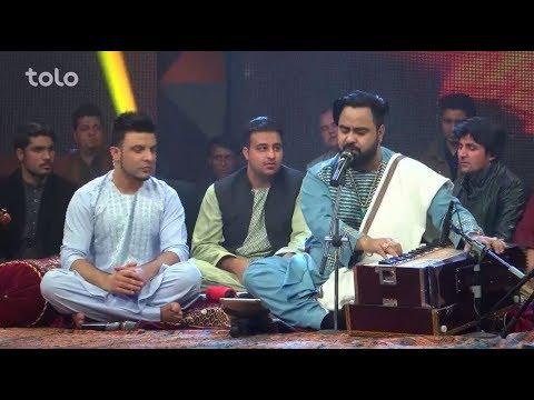 Jana To qalb - Tumi Del Lagi - Qais Ulfat - Dera Concert / تمهین دلگی (هندی) - قیس الفت - کنسرت دیره