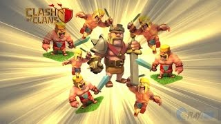 COC Clash Of Clans - How to Using Dragon with Perfectly Attack