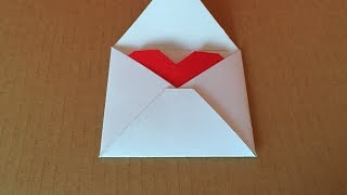Quickly Make A Custom Envelope - Diy Crafts - Guidecentral