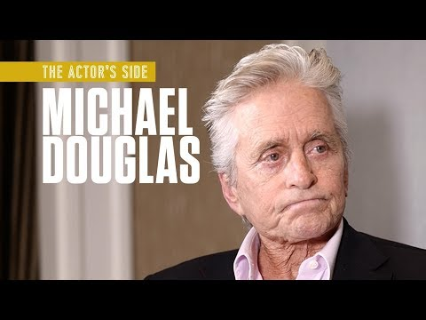 Michael Douglas | The Actor's Side