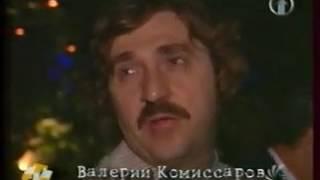 """""""Музыкальный проспект"""" о Дне Рождения Ирины Салтыковой. Май 2000 год."""